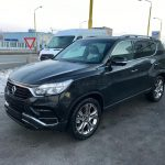 SSANGYONG REXTON 2.2 4WD A/T ROAD 7-MIESTNE