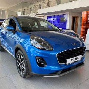 FORD Puma SUV 1.0 EcoBoost mHEV 125k M6 (92kW), First Edition Plus