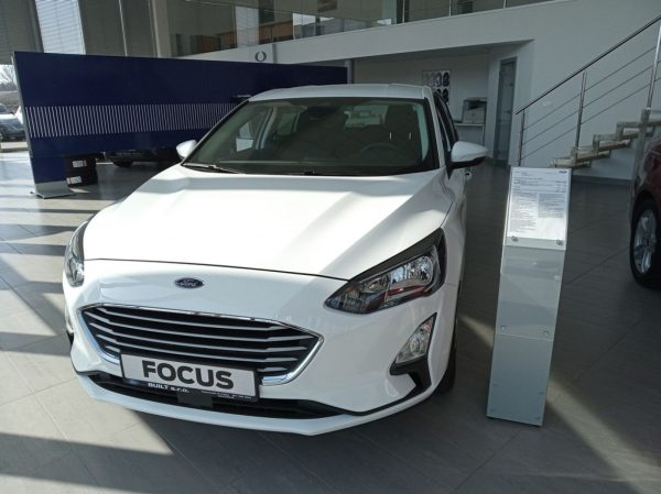 Ford Focus 1.0 EcoBoost 100k M6 (74kW), Trend
